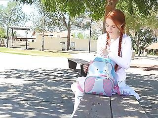 Redhead Schoolgirl?from=video Promo