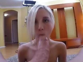 Slutty Amateur Girlfriend Swallowing Cum College Fuck Video