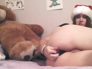 Christmas With A Masturbation