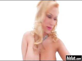 Blonde Is Happy To Get Fucked
