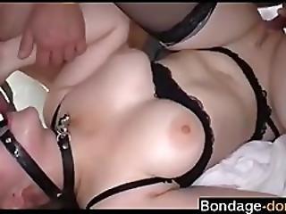 Perverted Fuck Fest Bondagedom