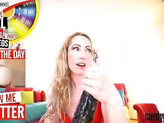 Candy May - Livecam On Chaturbate, Blowjob, Buttplug, Dildo Fucking
