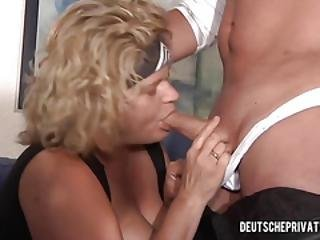 stort bryst, biker, blond, blowjob, kneppe, hardcore, matur, slut