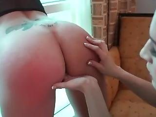 Names? Please Sexy Strapon Lesbians In The Window