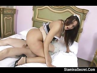 Hot Latina Screwed In Her Tight Ass