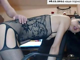 Amateur, Anal, Ass, Drilled, Fishnet, Rough, Russian, Sex