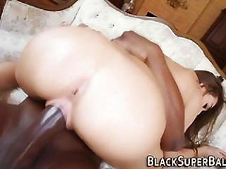 Teen Face Creamed By Bbc