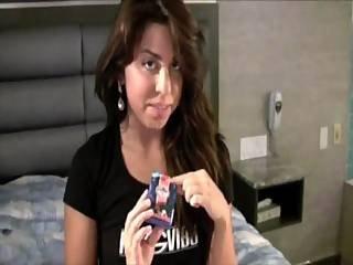 Alexa Jaymes Masturbating Latina
