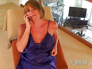 Cant Speak With Sons Cock In My Mouth