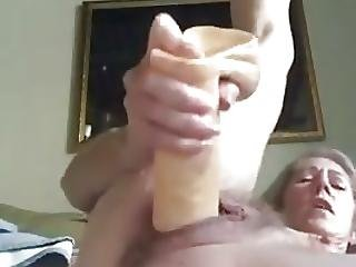 Sperme, Gode, Fisting, Masturbation, Milf