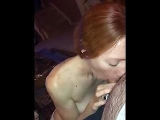 Spontaneous Foreplay And Blowjob B4 Fucking