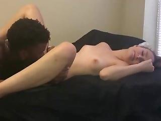 Will She Ever Go Back To His White Cock