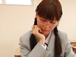 Japansk, Pov, Skole, Sexy, Uniform