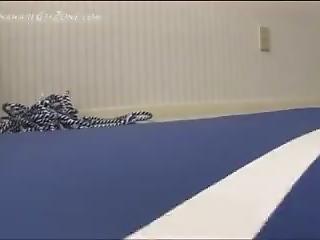 Unaware Giantess Sweeping