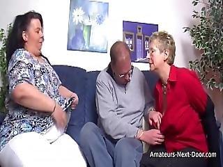 Bbw granny sex videoer