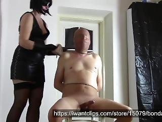 amatør, bondage, sjekkisk, fetish, håndjobb, milf, nylon, grovt, sex, slave