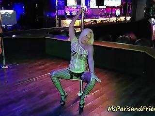 The Stripper From The Club Makes A House Call