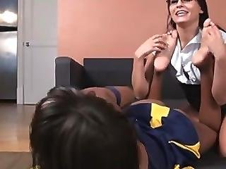 Ebony domination tube