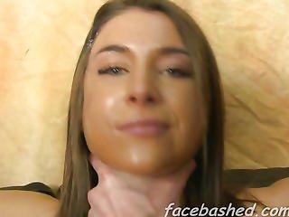 Felicity Feline Gets Facebashed Hard