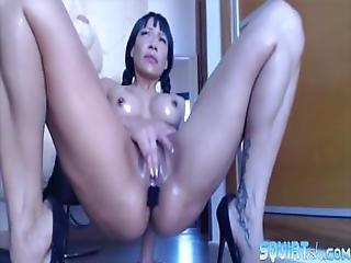 Moaning Xxx Latin Lara Tinelli Gets Hardcore Squirt