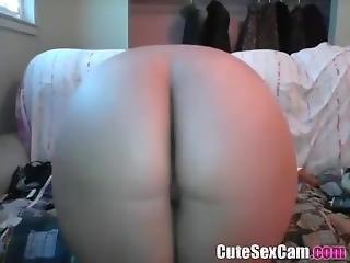 Busty Teen Cutie On Webcam