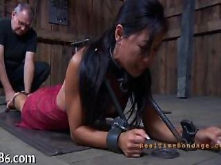 Asian, Bdsm, Bondage, Brunette, Caning, Domination, Fetish, Fucking, Hardcore, Petite, Rough, Sex, Slave