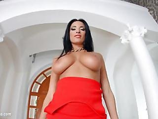 Big Tit Hottie Anissa Kate On Primecups Having Hardcore