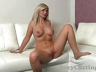 Castingxxx Stunning Blonde Babe Is An Amazing Fuck In Castin