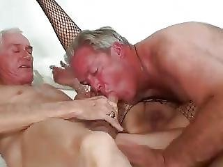 Bisexual, Cumshot, Mature, Milf, Threesome