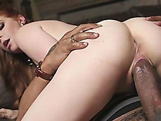 Penny Pax Fucks Shane Disel And Rides His Enormous Black Cock
