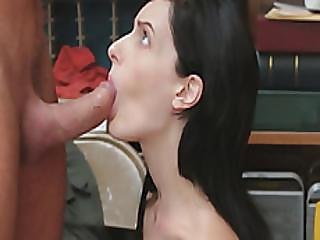 Slutty Alex Harper Fucked In The Storage Room