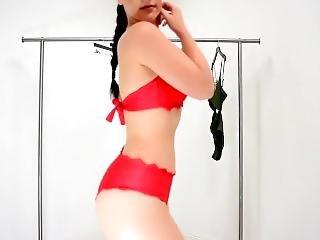 Viktoria Key Bubble Butt Bikini