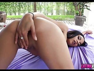 Nice Outdoor Fuck With Latina