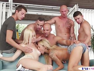 anaal, chick, bisexueel, stijlvol, neuken, glamour, sperma, pervers, mmf, orgie, trio