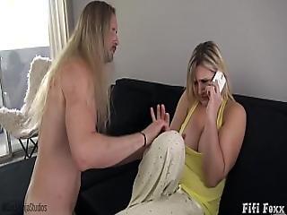 Mom Gets Fucked By Sleepwalking Son - Fifi Foxx And Cock Ninja