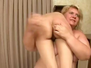 Aggressive Bbw Lift And Carry And Facesitting