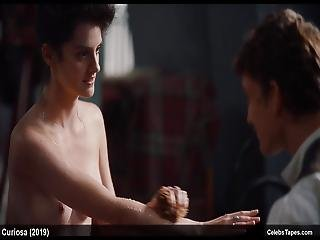 Amira Casar, Camelia Jordana & Noemie Merlant Nude And Orgy