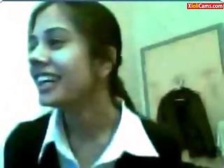 Amateur Indian Webcam Show
