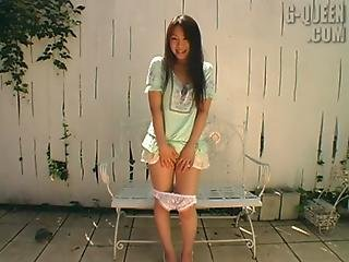 Shaved Japanese Girl