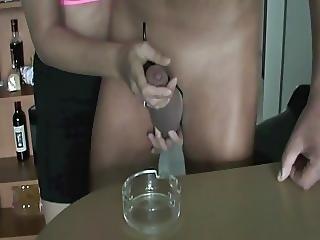 Milking Hard