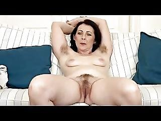 Hirsute Aged Little Mam