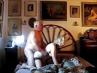 Old Couple Still Horny