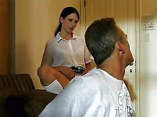 Sb3 Horny Teen Is Determined To Fuck Her Friends Dad
