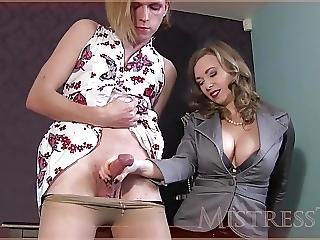 Mistress T Epic Cumshot Compilation