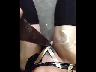 Chinese Girl Just Turned 18, She Really In To Some Kinky Stuff
