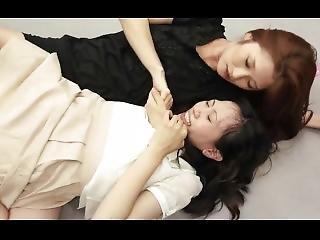 Japanese Woman Wrestling