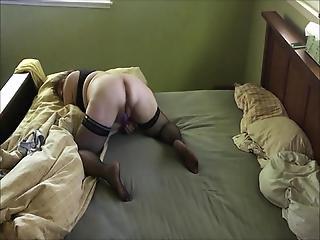 Wife Masturbating 3
