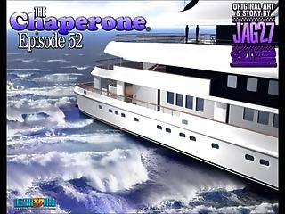 3d Comic The Chaperone. Episode 52
