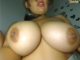 Sexy Girl Really Big Boobs Natural Mmm Nice