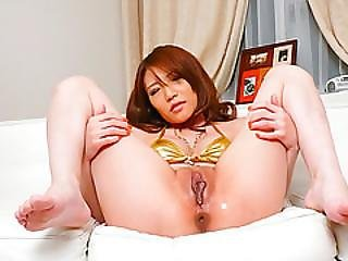 Superb Pussy Play By Insolent Doll Aoi Yuuki